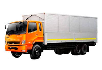 Услуги аренды спецтехники - грузовые автомобили