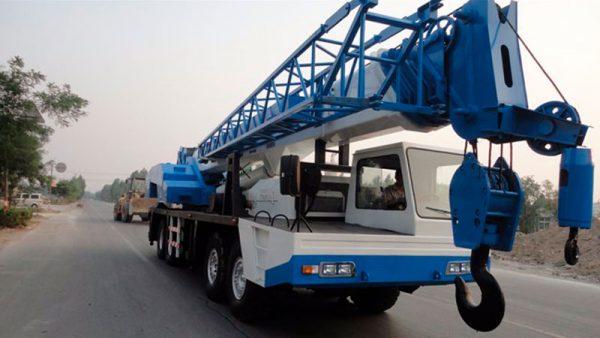 автокран Tadano до 90 тонн