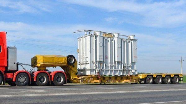 фото трал 45 тонн полуприцеп