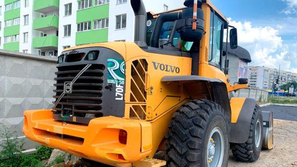 Volvo L70H фото