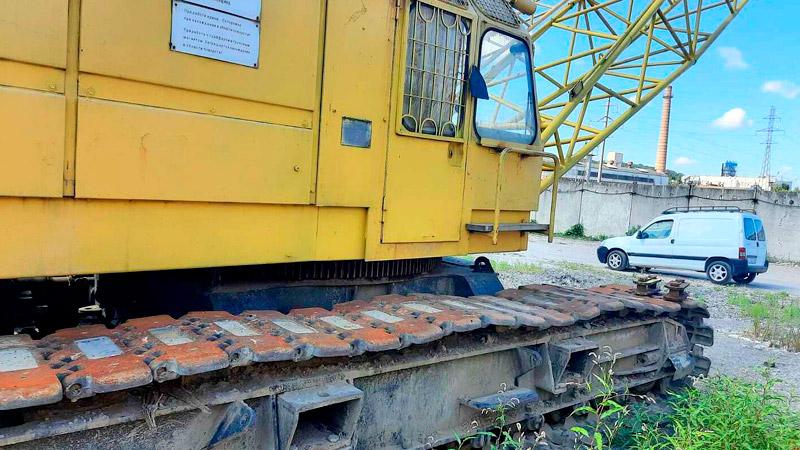 гусеничный кран РДК-500