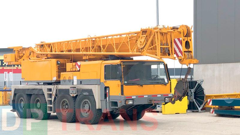 Liebherr 70 тонн