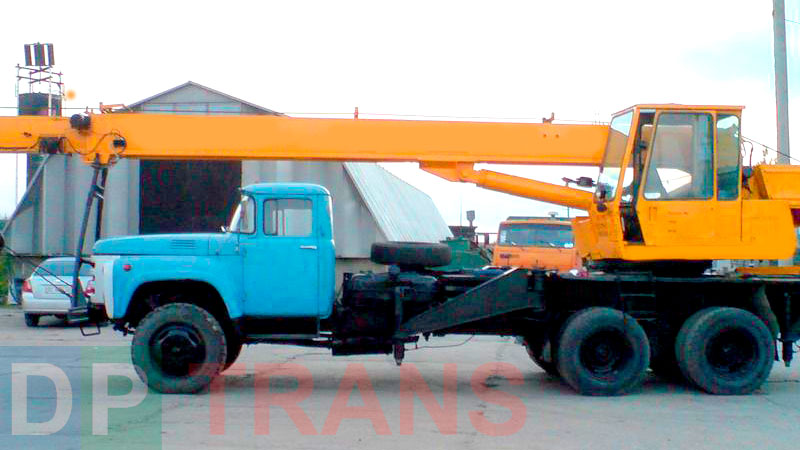 аренда 10 тонн автокрана